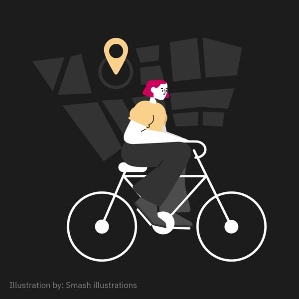 When&Where, la App que obtiene la ubicación de las usuarias en tiempo real y la comparte en situaciones de emergencia.
